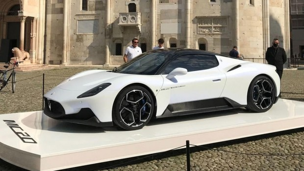 Maserati разошлась: готовится 13 новых моделей
