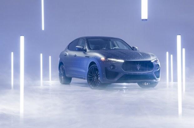 Программа Fuoriserie: любой каприз от Maserati