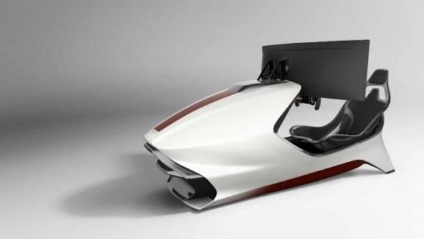 Игрушка от Aston Martin либо Porsche Boxster S!?