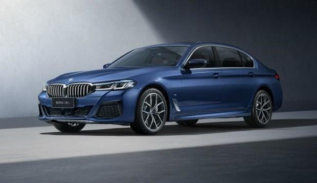 Лонг версия «пятёрки» BMW обновилась
