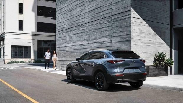 Mazda CX-30 с турбомотором скоро в продаже