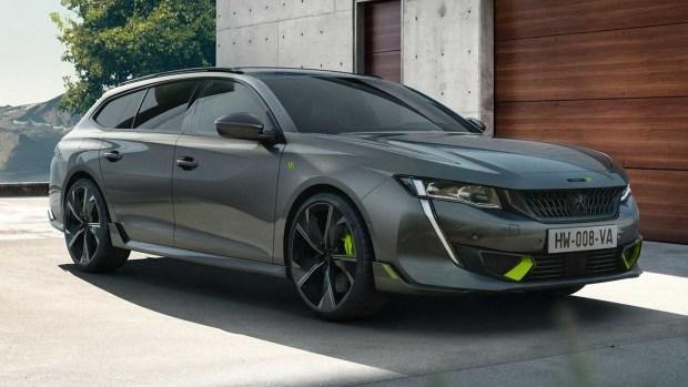 Самый мощный серийный Peugeot представлен официально