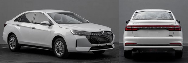 Nissan обновил Logan для Китая
