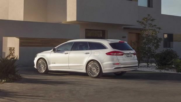 Новый Ford Fusion/Mondeo составит конкуренцию Outback