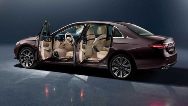 Mercedes E-Class, который круче S-Класса!?