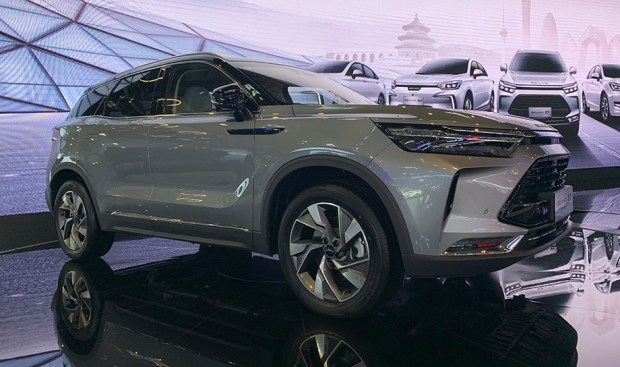 Beijing Radiance утрет нос автопилоту Tesla?
