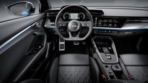 Audi A3 40 TFSI e прибавила в запасе хода