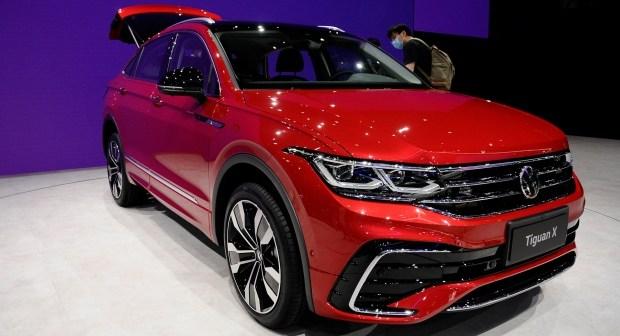 Tiguan X 380 TSI 4Motion: доступное кросс-купе от VW?