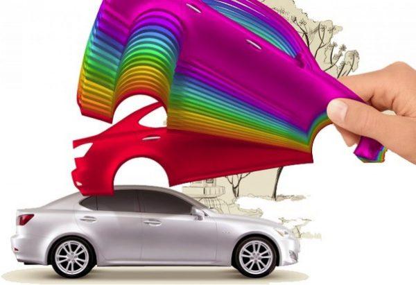 Большой ассортимент качественных красок для автомобилей