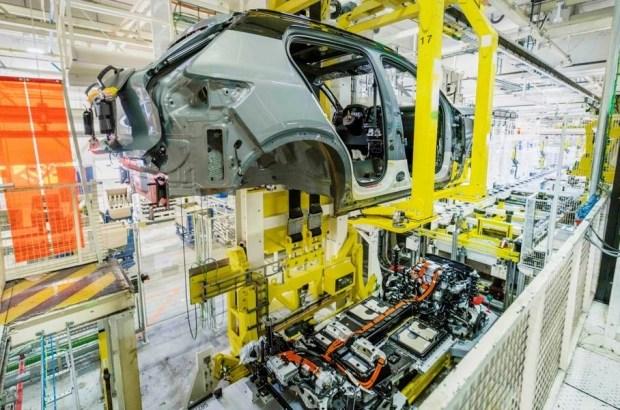 Первый электромобиль Volvo: запущено производство