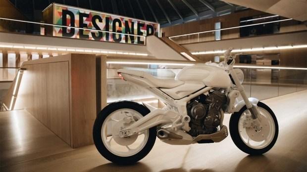 Triumph Trident: первые фото новинки