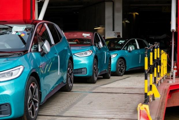 VW ID.3 помог Норвегии с новым рекордом