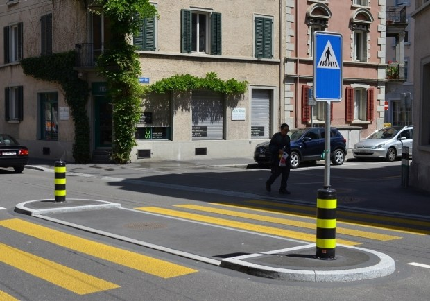На украинских дорогах появятся новые ограничители скорости