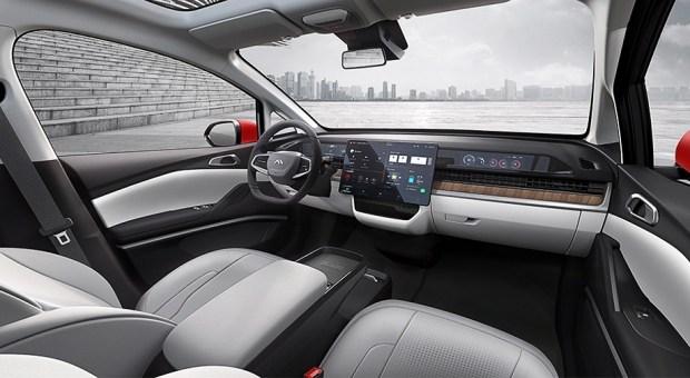 Новая марка Modern Auto начнёт карьеру с пятидверки A