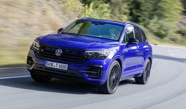 VW заменит дизельный Touareg гибридами