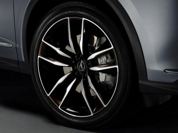 Новый Acura MDX: еще больше роскоши и «горячая» версия Type S