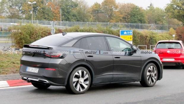 VW сделал купе из ID.4