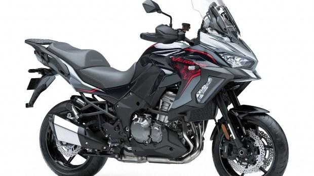 Новый мотоцикл Kawasaki Versys 1000 S