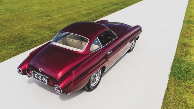 Как выглядит Fiat создателя Chevrolet Corvette