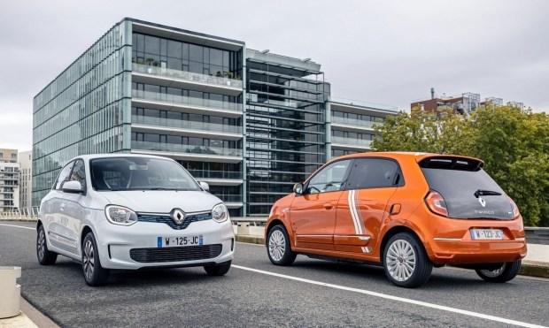 Подробные характеристики электрического Renault Twingo