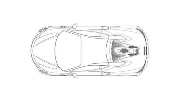 Новый супергибрид McLaren: шпионские фото и патентные изображения