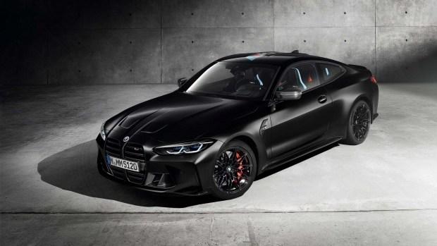 BMW M4 Competition получил модную версию