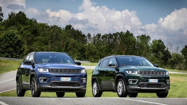 Compass на Восток: Jeep назвал дату премьеры обновленного кросса