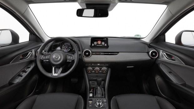 Mazda обновила CX-3 в Европе