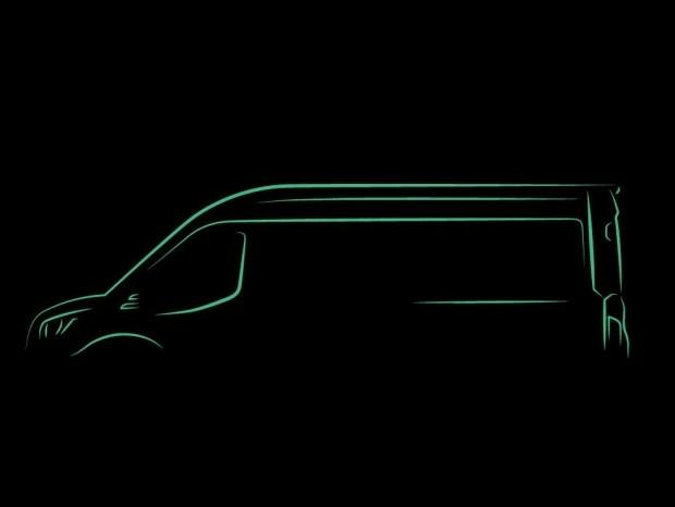 Электро Transit: Ford назвал дату премьеры