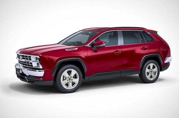 Toyota Tahoe или Chevrolet RAV4?