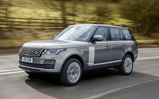 Range Rover LWB Autobiography: новый уровень роскоши