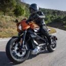 Harley-Davidson отзывает LiveWire