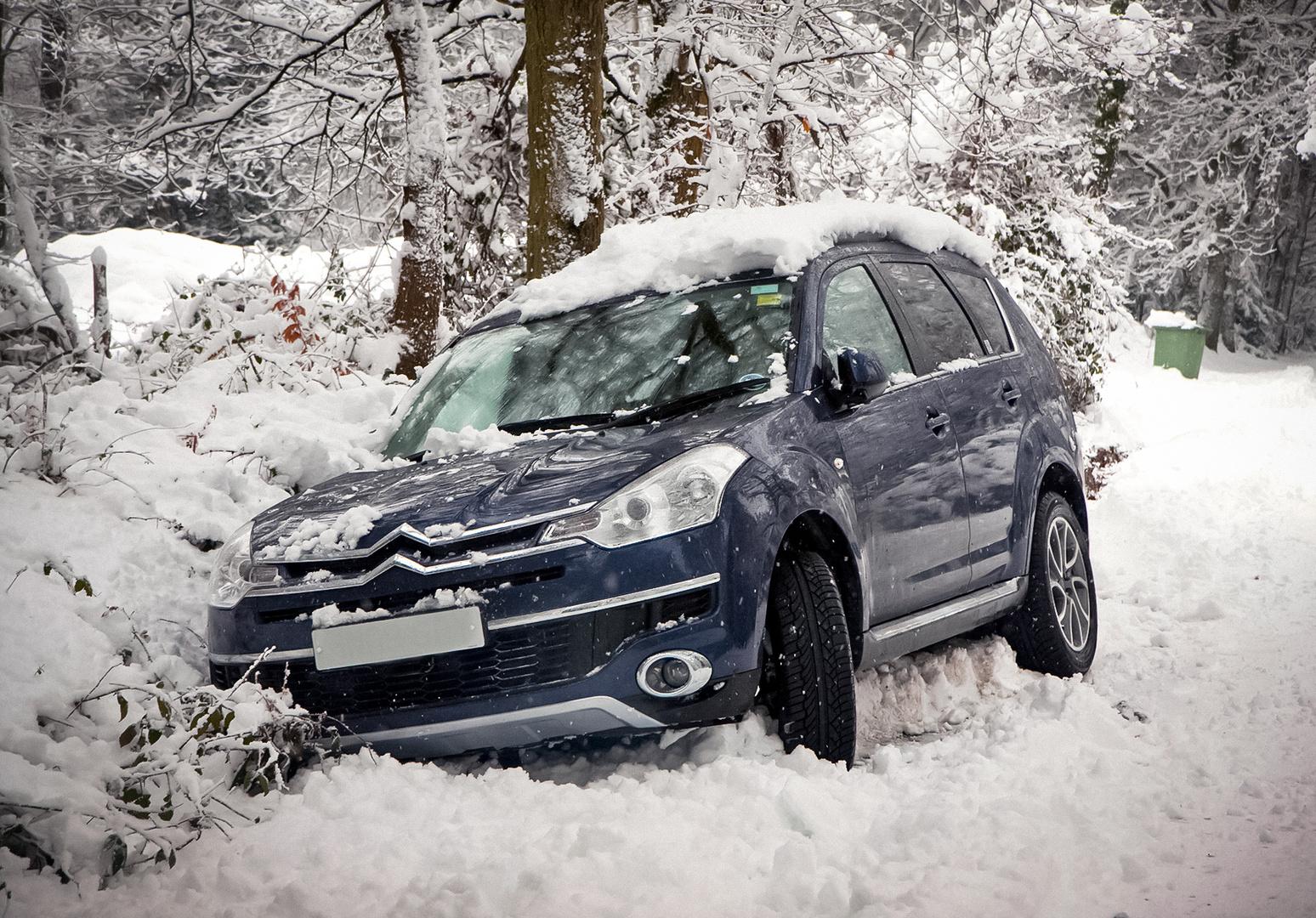 5 зимних водительских ошибок, которые пора перестать совершать