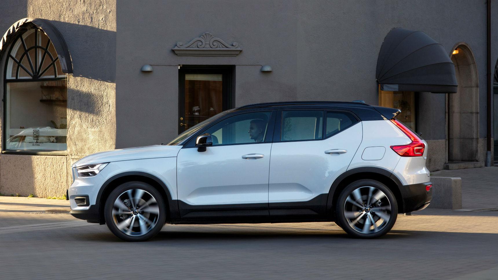 Объявлена стоимость первого электрокара Volvo