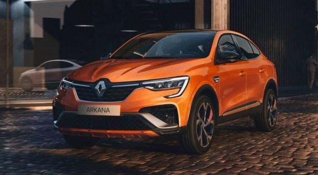 Renault Arkana сменит имя на Megane Conquest