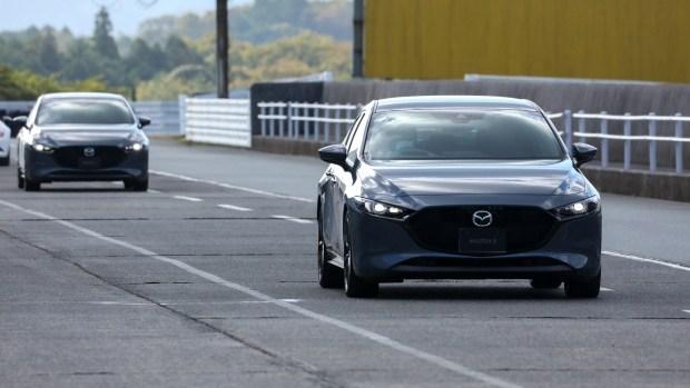 Mazda модернезировала революционный Skyactiv-X