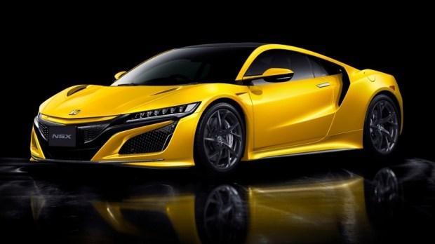 Honda превратит NSX в кроссовер?