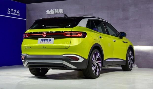 Volkswagen ID.4 получил две новые версии