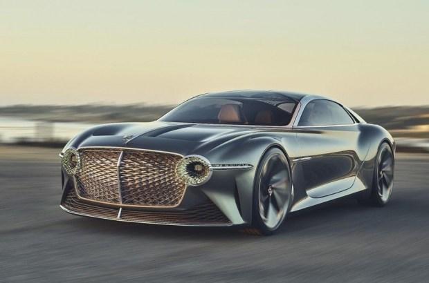 К 2026 году Bentley электрифицирует 100% моделей