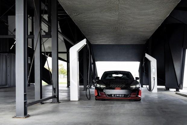 Audi RS E-Tron GT6 раскрыты новые подробности