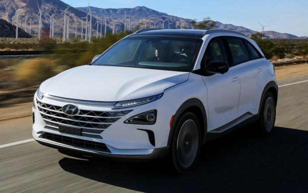 Hyundai Nexo увеличат запас хода