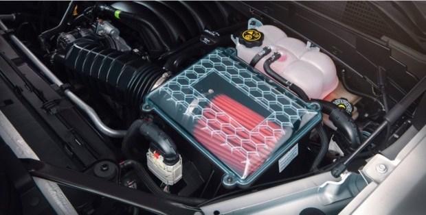 GM поднял мощность своих внедорожников