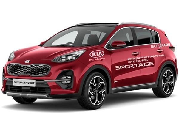 KIA Sportage стал безоговорочным лидером продаж среди новых автомобилей в Октябре!