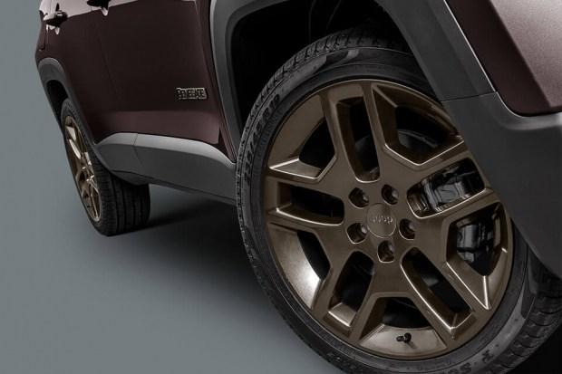 «Шоколадный Renegade»: спецверсия кроссовера Jeep