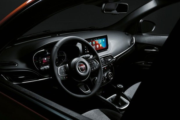Цены на обновлённый Fiat Tipo