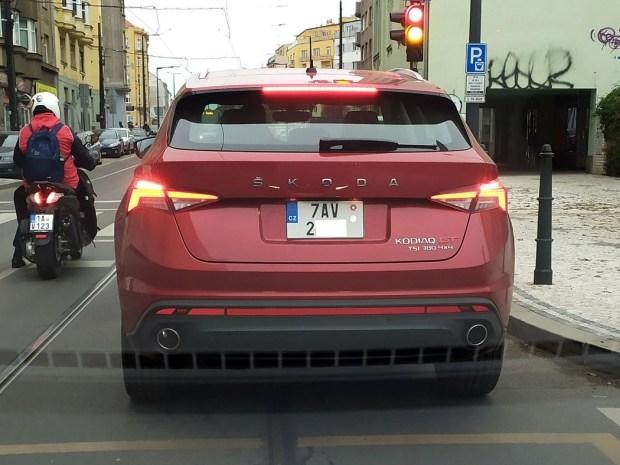 Купеобразный Kodiaq GT уже на дорогах Европы