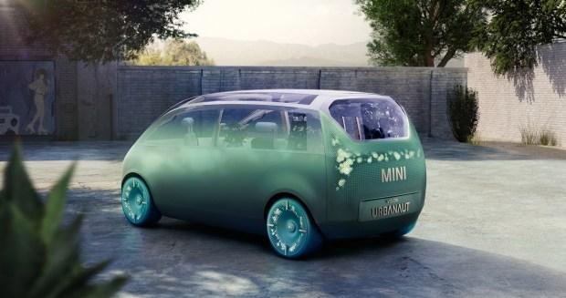 MINI Vision Urbanaut: в будущее с уютом