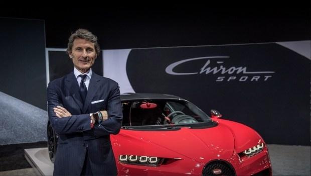 Одним местом на двух креслах: у Lamborghini и Bugatti новый директор