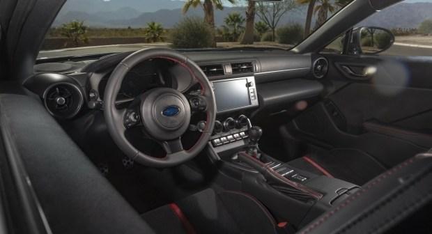 Новый BRZ: очень веселый Subaru