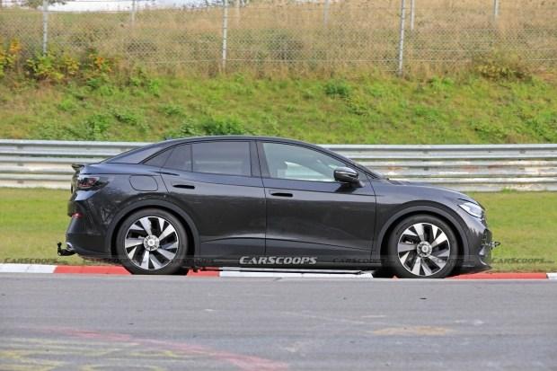 Электрический VW ID.5: кроссовер не для всех